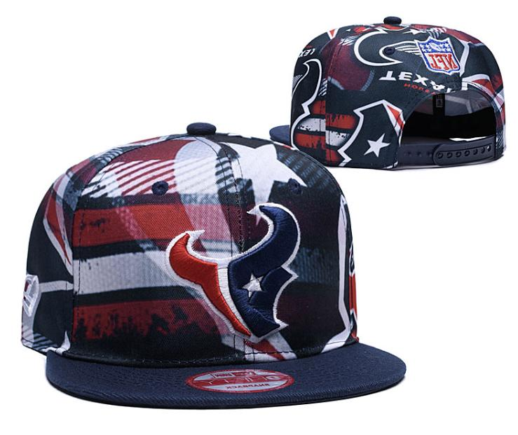Houston Texans NFL Football Embroidered Hat Snapback Adjusta