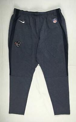 houston texans pants men s blue athletic