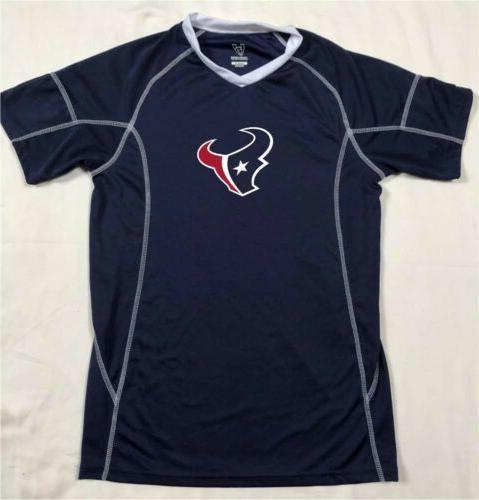 houston texans t shirt size small jersey