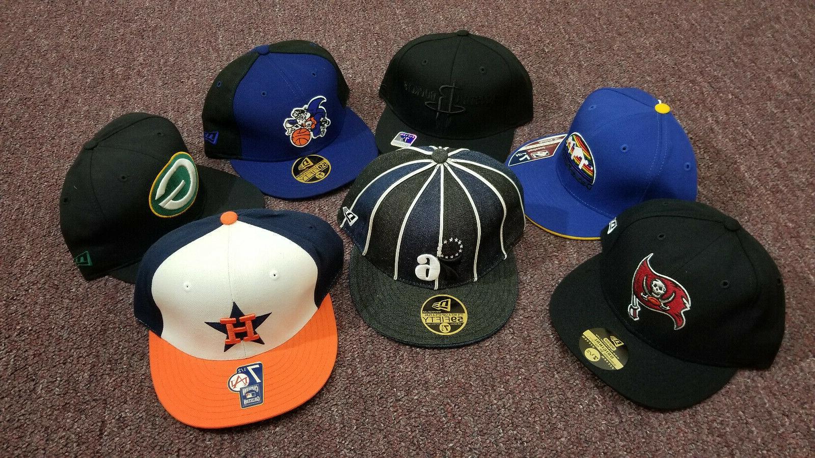 NBA NFL MLB Baseball Caps, Size Reebok New Original