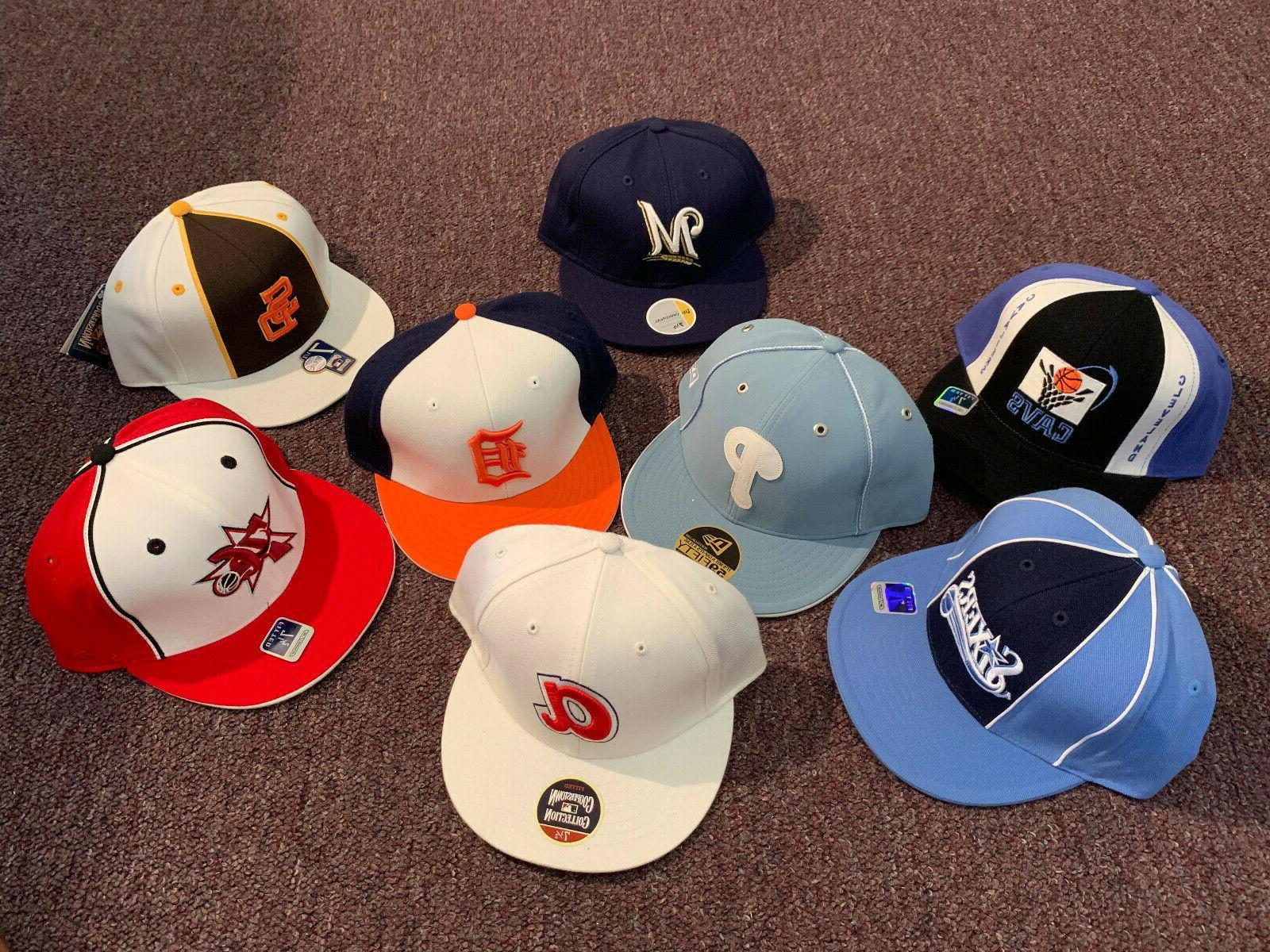 NBA NFL MLB Baseball Caps, 7-1/2, Reebok Original