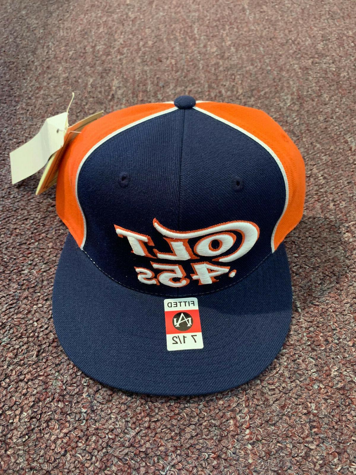 Baseball Caps, Size 7-1/2, Reebok and New Original