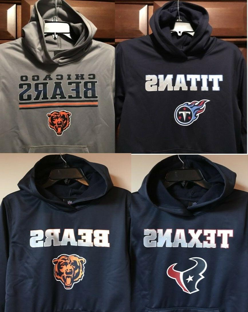 new nfl youth light hoodie boy s