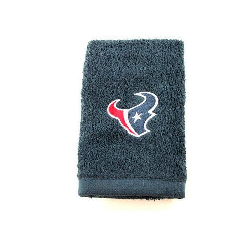 nfl houston texans 11 x 18 embroidered