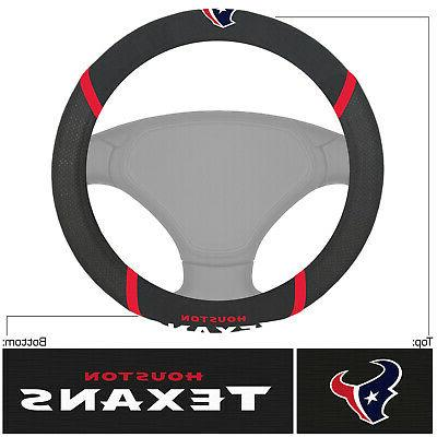 New NFL Houston Car Truck Steering Belt