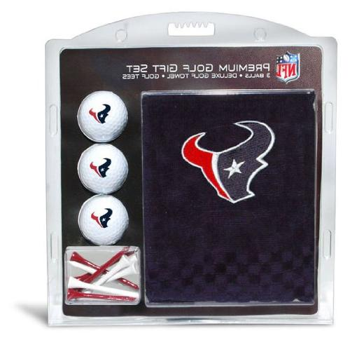 nfl houston texans embroidered towel