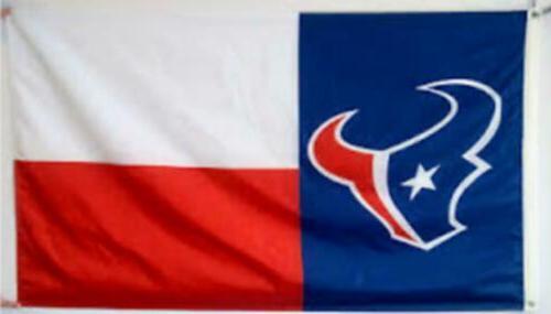 texans flag 3x5 houston banner american football