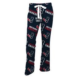 Ladies Houston Texans Pajamas Sleepwear Lounge Pants