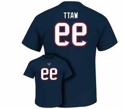 Men's Big & Tall NFL Houston Texans J.J Watt #99 Adult Jerse