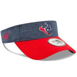 New Era Men's Houston Texans NFL Sideline Visor NWOT