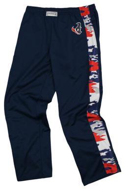 Zubaz Men's NFL Houston Texans Camo Print Stadium Pants
