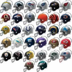 new 3pcs licensed nfl all teams logos