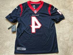 Nike NEW Deshaun Watson Houston Texans NWT VAPOR Limited Jer