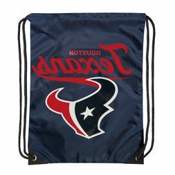 NEW Football Licensed Houston Texans Backsack Team Spirit 17