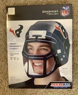 NEW Houston Texans FanHeads - Wearable NFL Replica Helmets