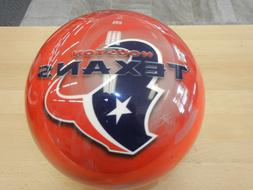 New in Original Box Undrilled 15# OTB NFL Houston Texans Bow