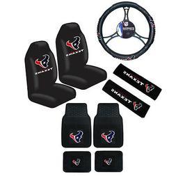 new nfl houston texans car truck seat