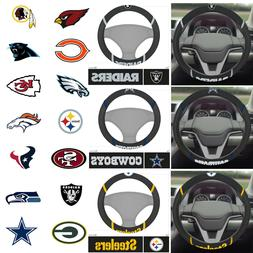 New NFL Pick Your Teams Car Truck SUVs Van Embroidered Steer
