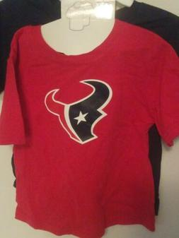 NEW W/ Tags Houston Texans Official NFL Apparel 4T Toddler S