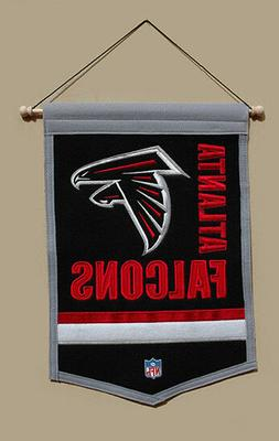 "NFL 12"" x 18"" Traditions Wall Banner Winning Streak  + FREE"