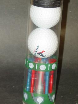 NFL 2 Golf Balls & Tees Set, Houston Texans, New