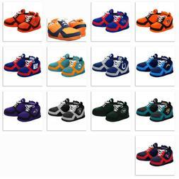 NFL AFC Sneaker Slippers Sz 7, 8, 9, 10, 11, 12, 13, 14 Smal