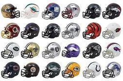 NFL AMERICAN FOOTBALL RIDDELL SPEED POCKET PRO HELMETS 32 TE