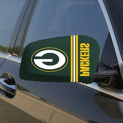 nfl car truck mirror cover sock set