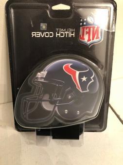 NFL Football Houston Texans Team Helmet Hitch Cover Trailer