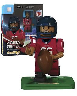 NFL GEN3 Houston Texans Arian Foster Limited Edition Minifig