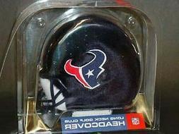 NFL Golf Club Helmet Headcover, Houston Texans, NEW