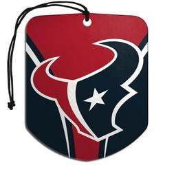 Team ProMark NFL Houston Texans 2-Pack Air Freshener 2-4 Day