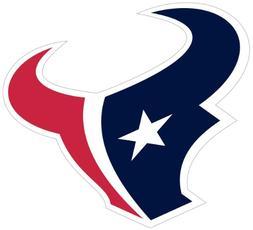 "NFL Houston Texans 8"" Automotive Magnet"