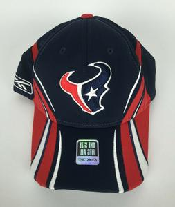 NFL Houston Texans Ball Cap Hat Authentic Sideline Reebok On