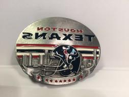 NFL Houston Texans Belt Buckle New