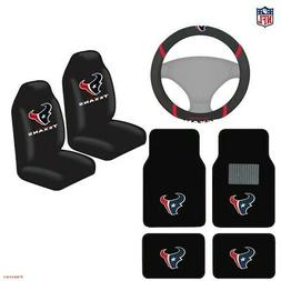 NFL Houston Texans Car Seat Cover