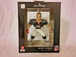 Hallmark NFL Houston Texans J J Watt Ornament Sports Footbal