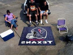 FANMATS NFL Houston Texans Nylon Face Tailgater Rug