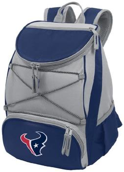 NFL Houston Texans PTX Insulated Backpack Cooler, Red