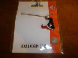 NFL Houston Texans Team Logo Pendant Necklace NEW!