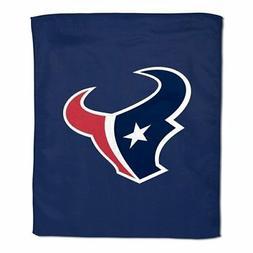 "NFL Houston Texans Team Logo Team Colors 15"" X 18"" Sports Fa"