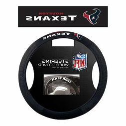 NFL Poly-Suede Steering Wheel Cover NFL Team: New York Giant