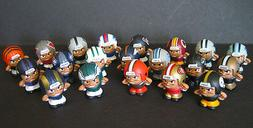 """NFL Series 4 TEENY MATES  1"""" Collectible Toy Figures  Footba"""