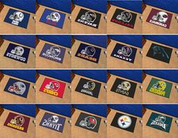 NFL Starter Mat Area Rugs Fanmats - All Teams