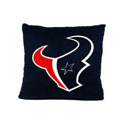 NFL Throw Pillow NFL Team: Houston Texans