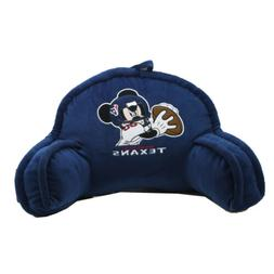 Northwest NFL Houston Texans Mickey Mouse Bed Rest Pillow
