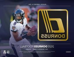 Pre-Sell 2020 Panini Donruss Football Cards Complete Your Se