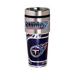 Tennessee Titans 16oz. Stainless Steel Travel Tumbler/Mug