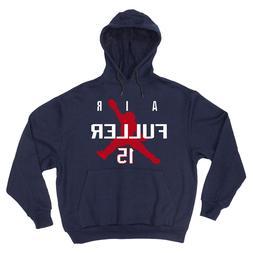 "Will Fuller Houston Texans ""AIR"" jersey Hooded SWEATSHIRT HO"